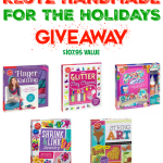 Klutz Handmade for the Holidays Giveaway