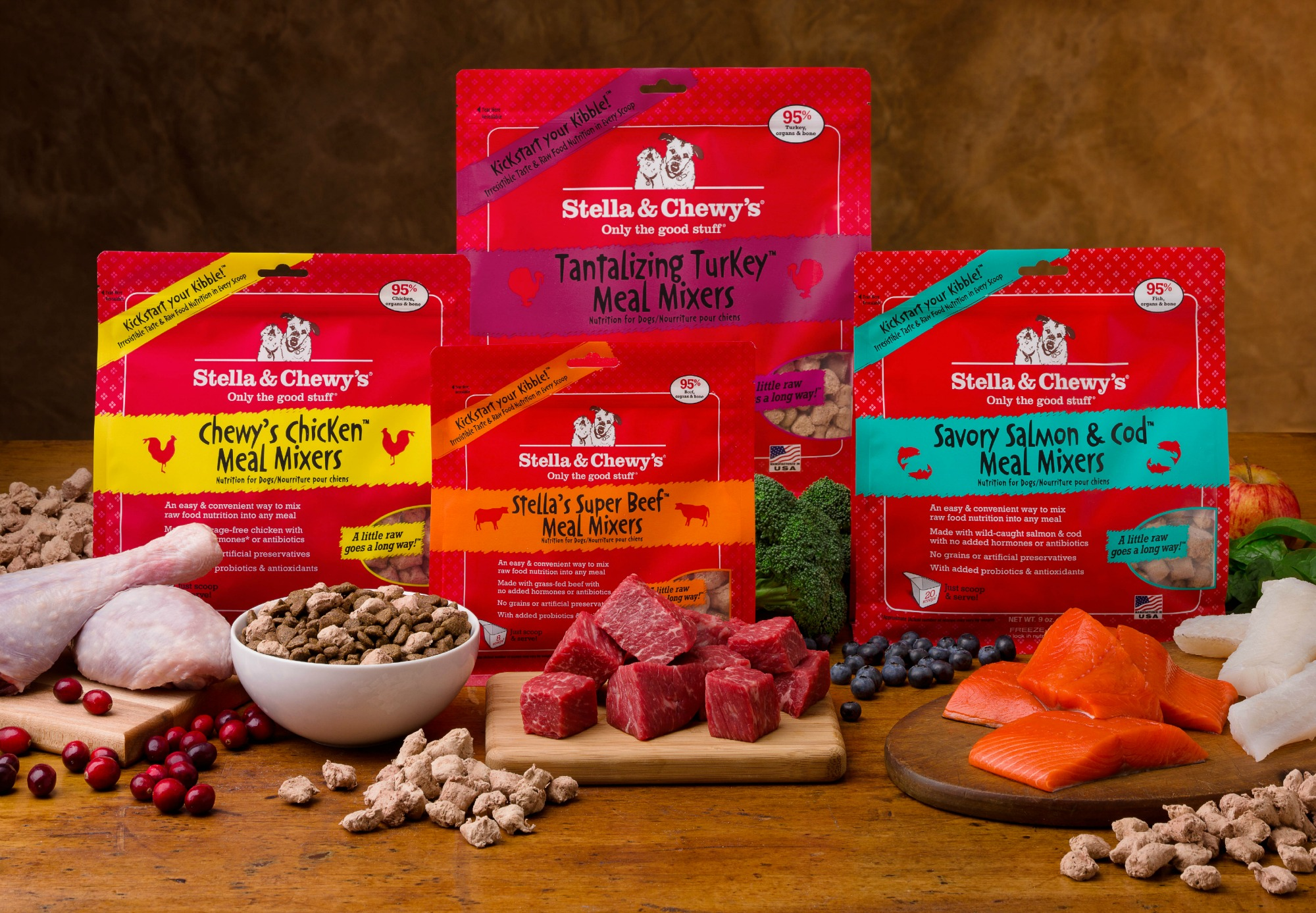 Raw Dog Food Recipes For Large Dogs