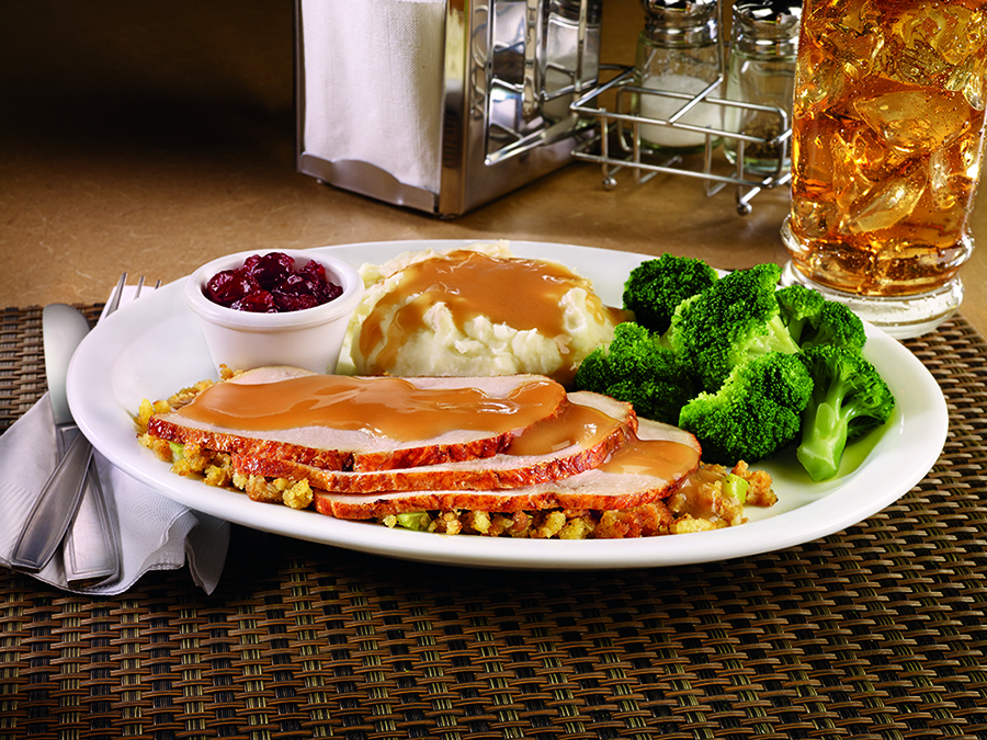 Enjoy Denny's holiday menu featuring your favorite, festive flavors including pumpkin and pecan!