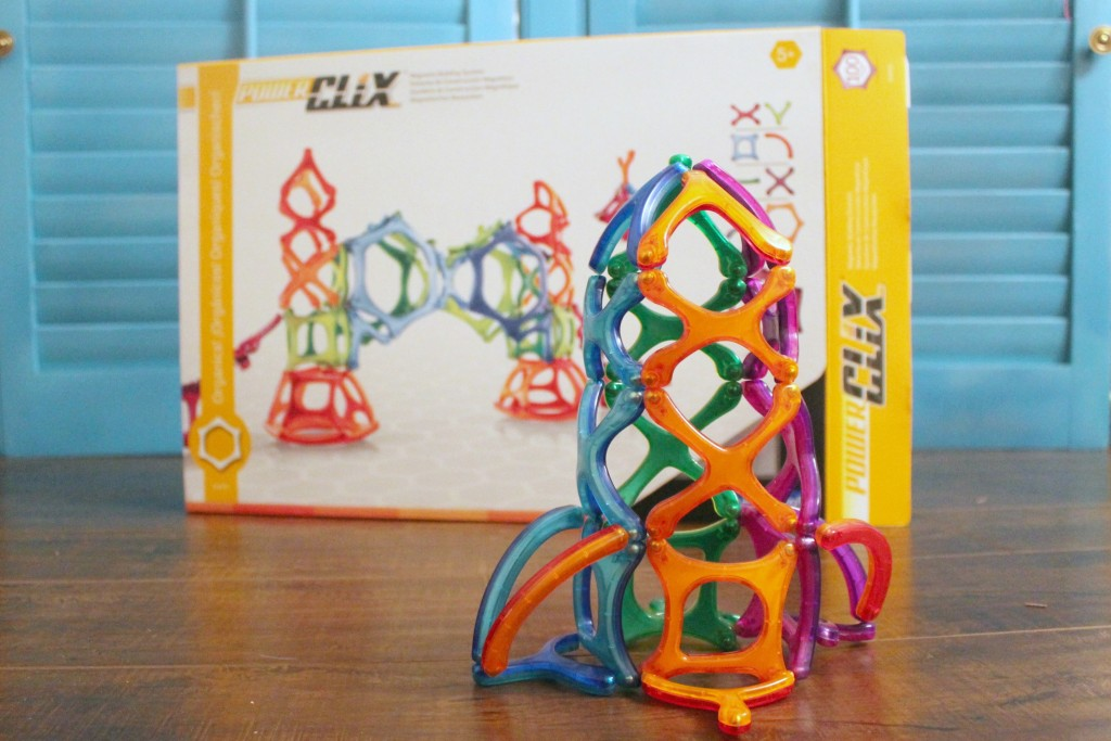 STEM Toys for Kids   PowerClix offers a fun way for kids to experience STEM at home.