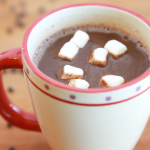 Homemade Hot Chocolate with Chocolate Chips