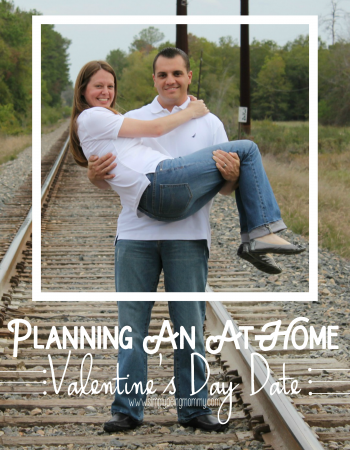 planning an at-home valentines day date