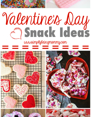 Surprise your loved ones this Valentine's Day with treats galore. Here are 20 wonderful Valentine's Day snack ideas found around the web.