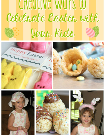 If you're looking for ways to make this wonderful spring holiday more meaningful and fun for your children, try incorporating some of these creative ways to celebrate Easter ideas into your celebrations.