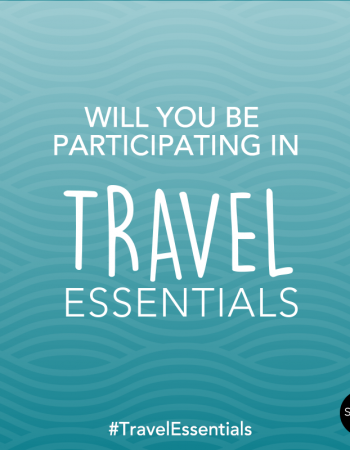 Join us for the Travel Essentials Sampling Event taking place February 29th - March 2nd. Get all the details for securing your travel essentials samples.