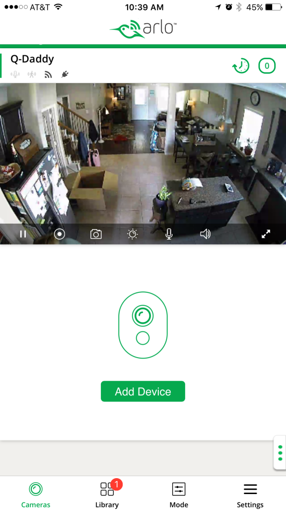 Even when you're away from home you can see what's going on. See how the Arlo Q gives you a look into your home when you're not there in this Arlo Q Home Security Camera Review.