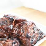 Tart Cherry Grilled Steak