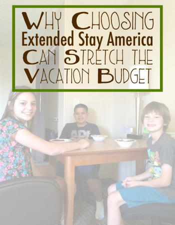 Want to stretch your vacation budget? Here are some reasons why choosing Extended Stay America can stretch the vacation budget