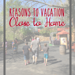 5 Reasons to Vacation Close to Home
