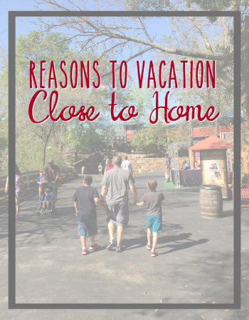 Thinking of vacation? Here are 5 reasons to vacation close to home. Hint: Saving money is included.