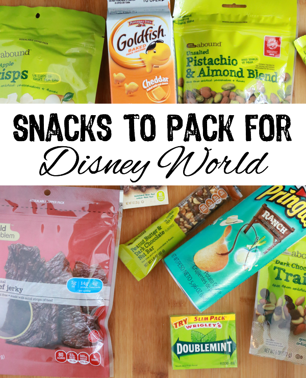 snacks for disney
