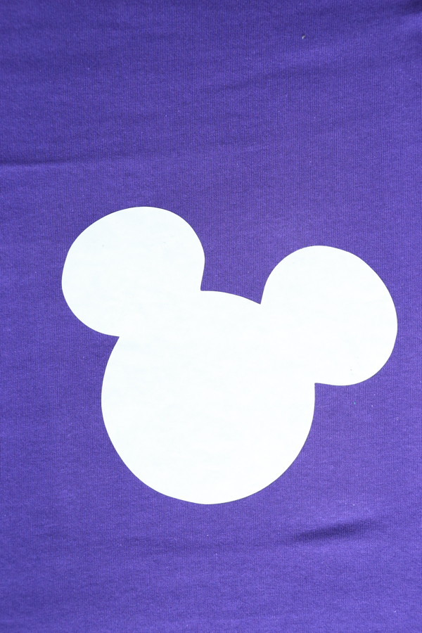 how to make Mickey Mouse Shirts