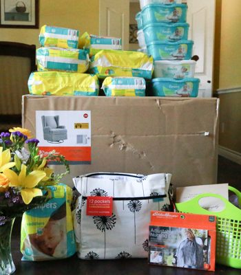 With special help from Pampers, I was able to help Melissa have a very special first Mother's Day. See how we helped her feel extra special this Mother's Day.