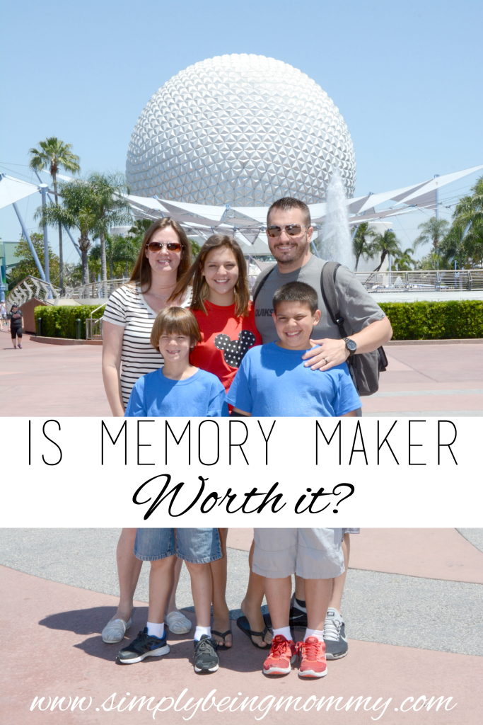 You're already spending thousands on your Disney World vacation. Do you splurge for extras? Is Memory Maker worth it? Read on to find out why I think it is.