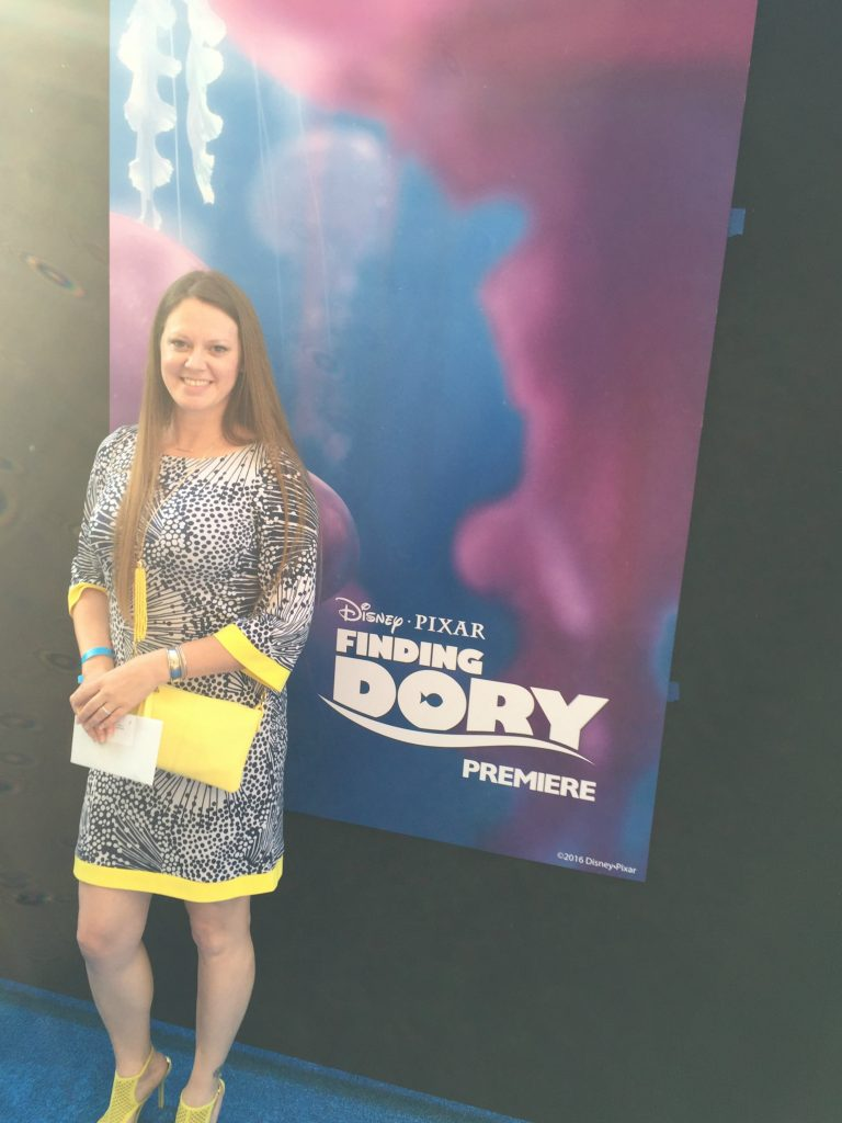 Find out what happened at the Finding Dory Red Carpet Premiere. Plus see what we think of the new Finding Dory movie.