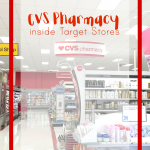CVS Pharmacy inside Target Stores Nationwide
