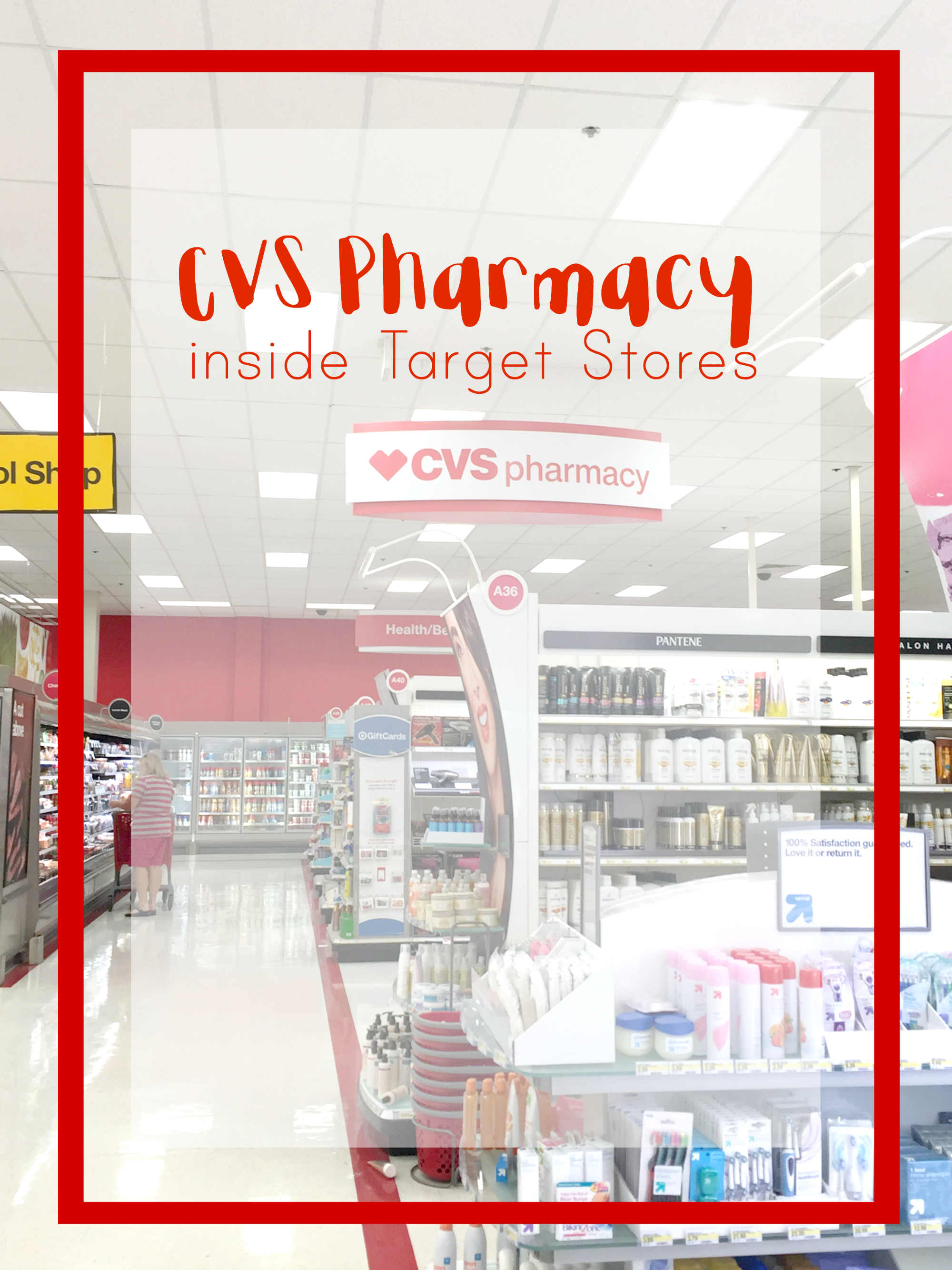 cvs pharmacy inside target stores nationwide simply being mommy