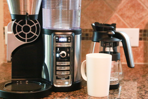 Ninja Coffee Maker Instructions : Ninja Coffee Bar Review Review of the Ninja Coffee Bar