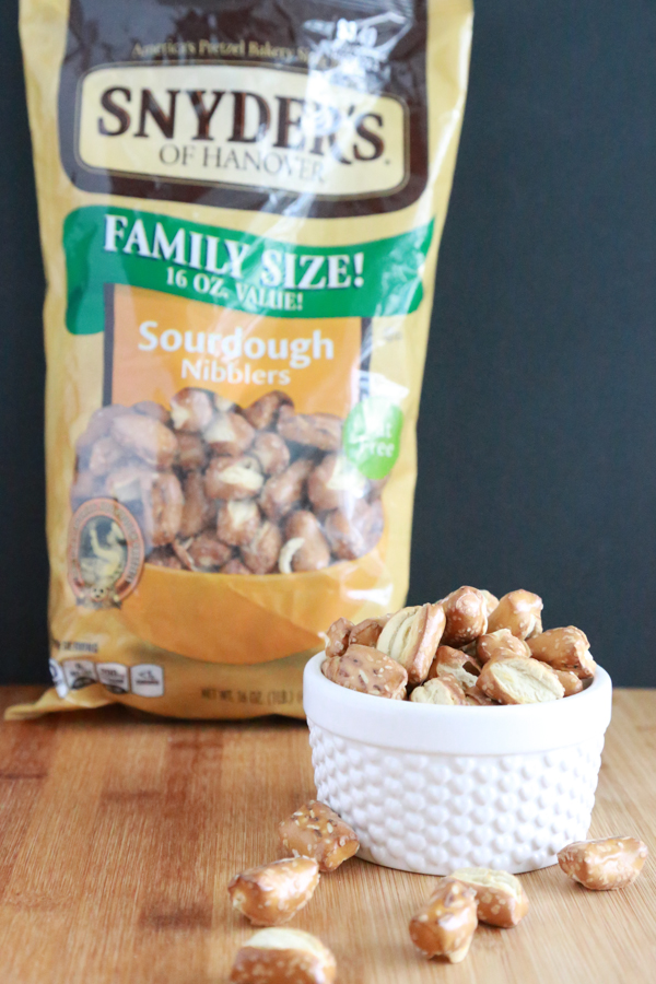 All Synder's of Hanover Pretzels are now made in a peanut-free facility making them safe for all families and all school environments.