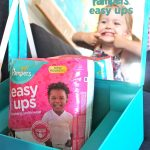Unboxing New Pampers Easy Ups with My Toddler