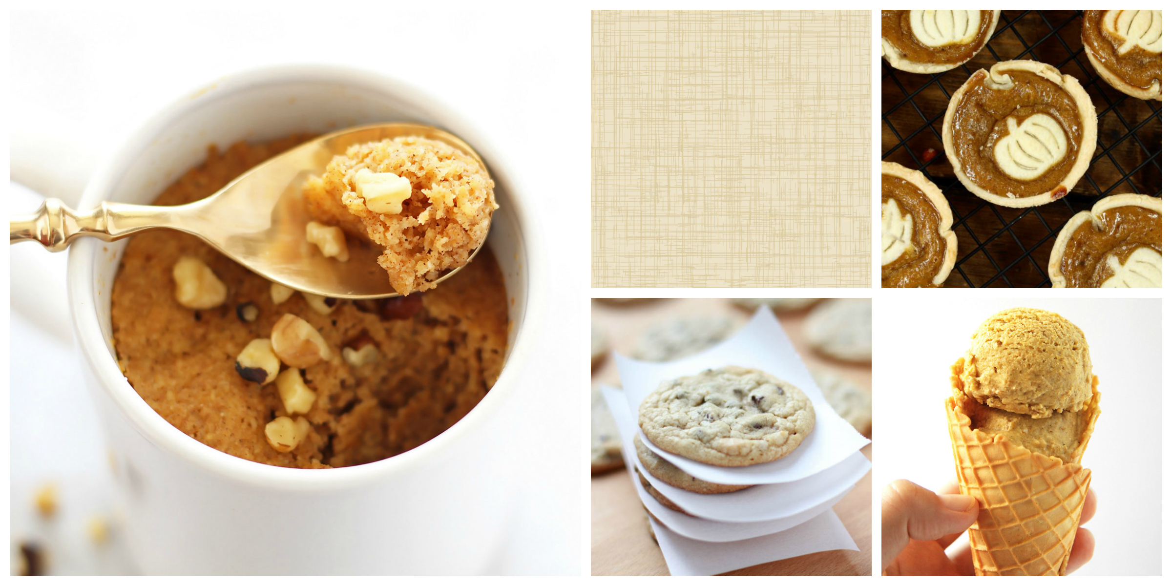 With fall just days away, I'm stockpiling canned pumpkin for all these Pumpkin Spice recipes!
