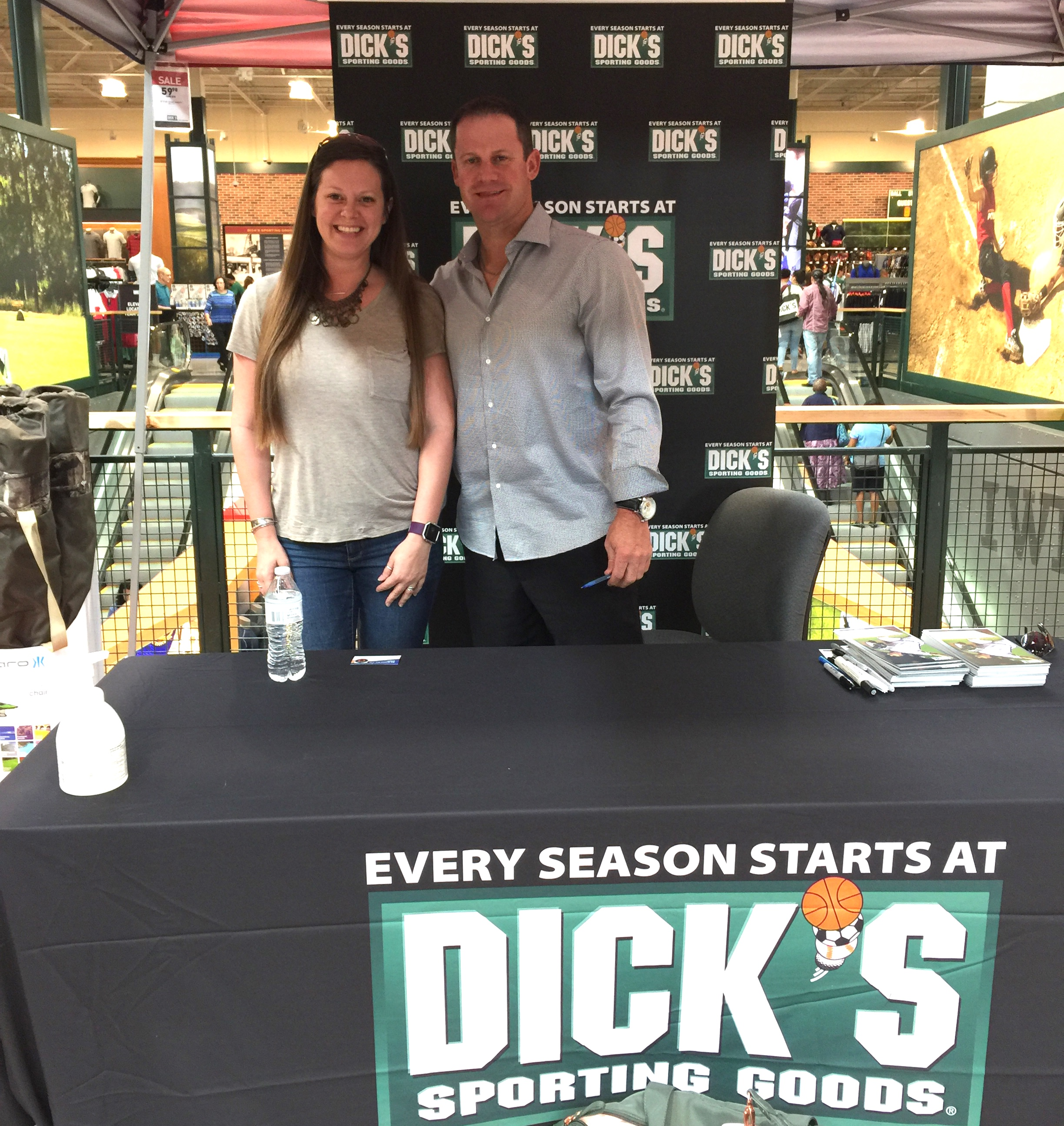 Dick's Sporting Goods recently opened six Houston-area stores to give Houston residents more choices when it comes to sporting goods.