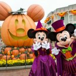 Halloween Traditions at Disneyland + Giveaway