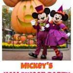 Mickey's Halloween Party with Toddlers