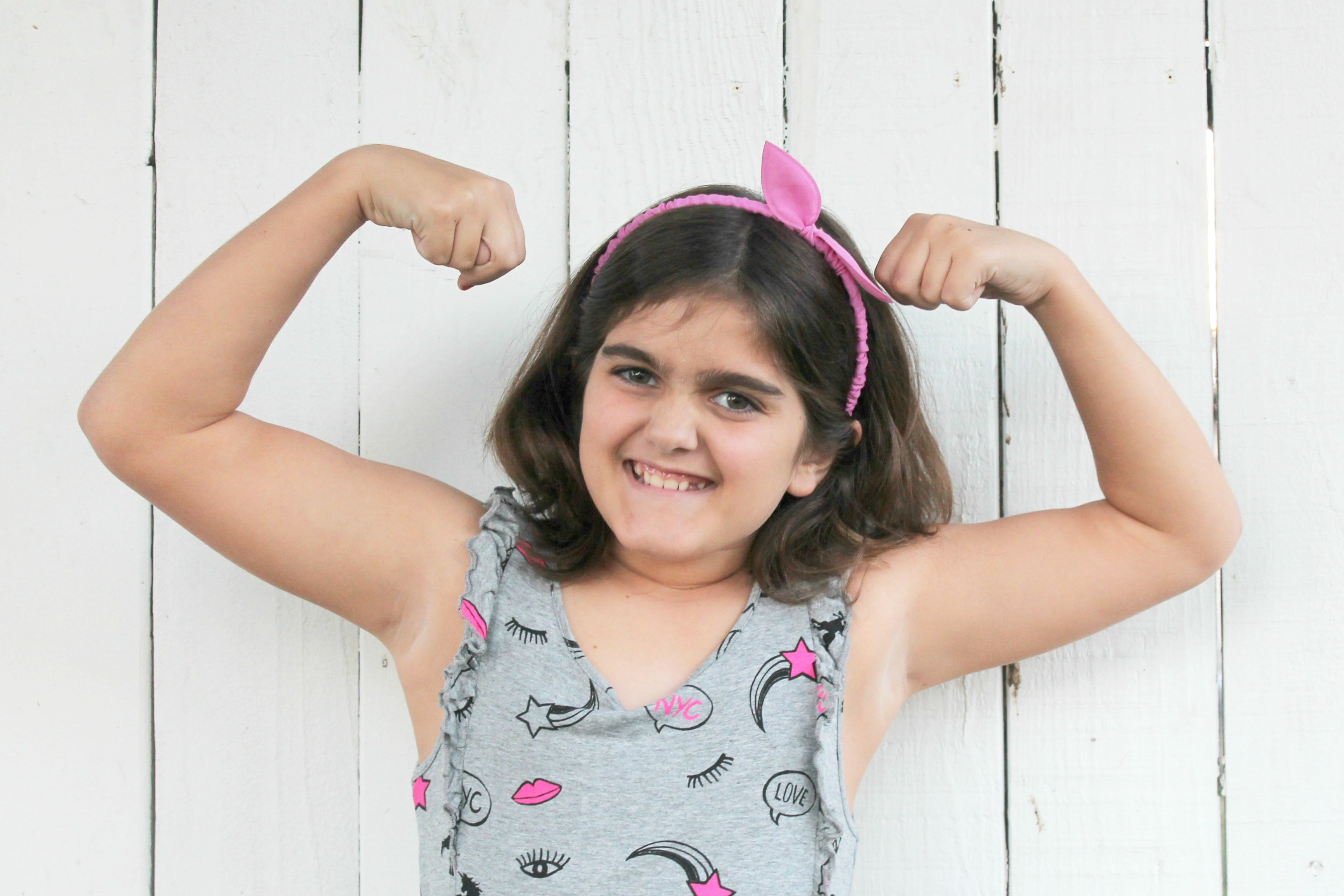 My daughter is growing up fast. In fact, she just had another birthday. This is what I want my daughter to know about confidence.