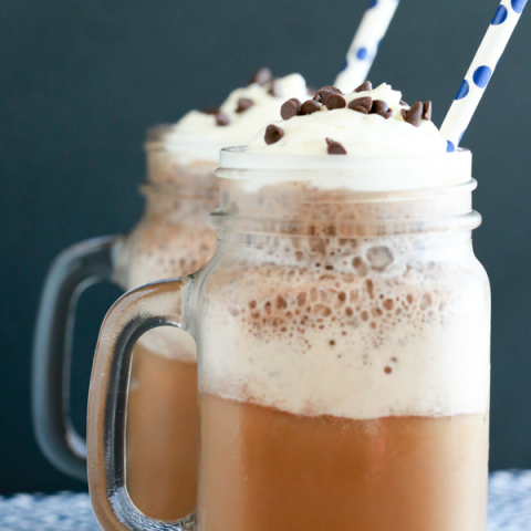 Easy Blended Iced Coffee Cold Coffee Recipes Simply Being Mommy