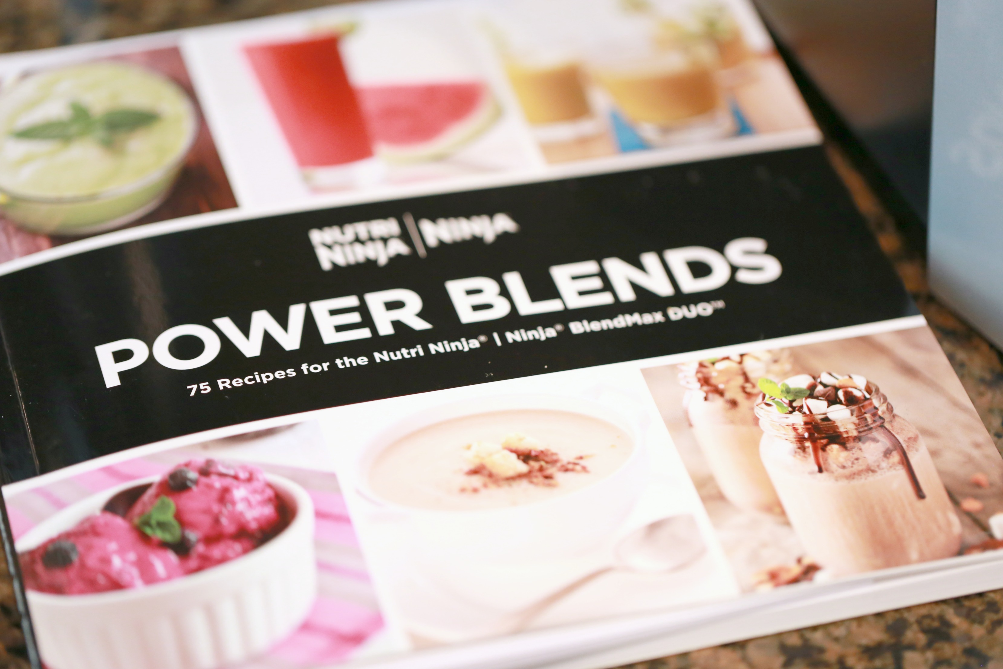 I was so excited to get a Ninja blender. See what I think about it in my Ninja BlendMax Duo review.