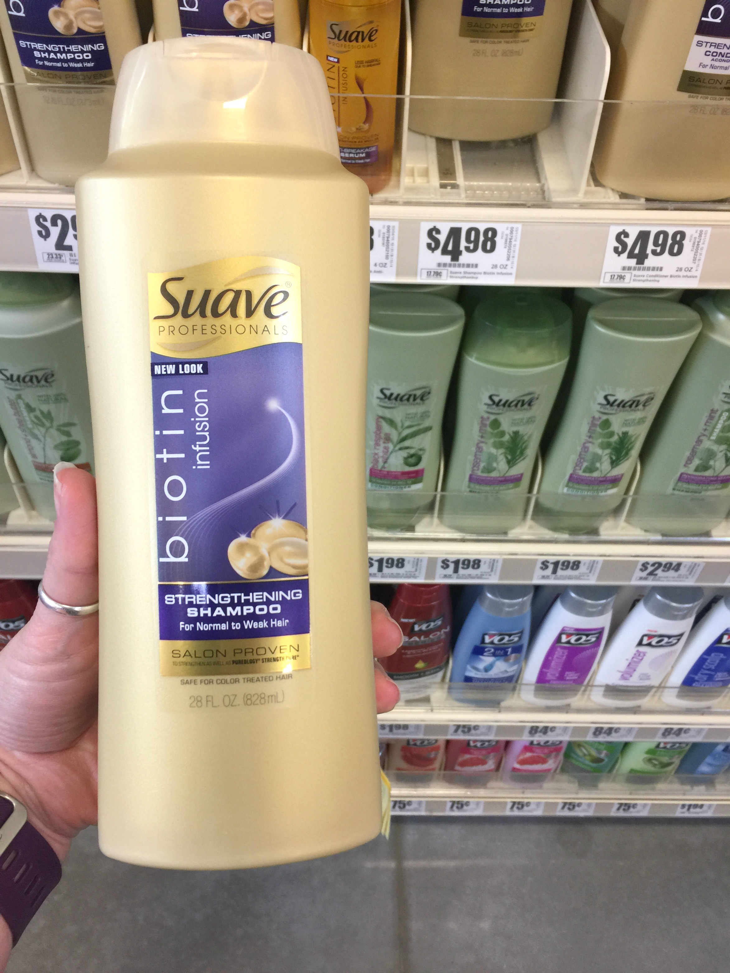 Spark Hair Envy by knowing which products to use for your hair needs and wants. Try taking the Suave Hair Quiz to see which products are right for you.