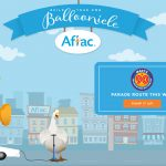 Join Aflac in the fight against childhood cancer and great your very own balloonicle in the Build Your Own Balloonicle game developed by Aflac.