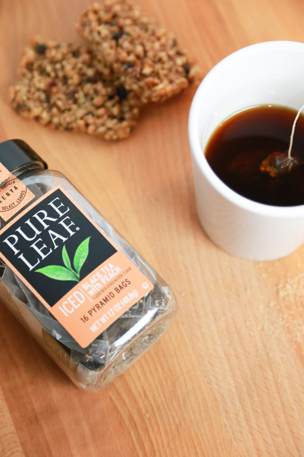 Tea is a ritual. Your go-to for every occasion and every day. So your tea should be dependable. You should know where it comes from and what it stands for. That's Pure Leaf Tea for ya!