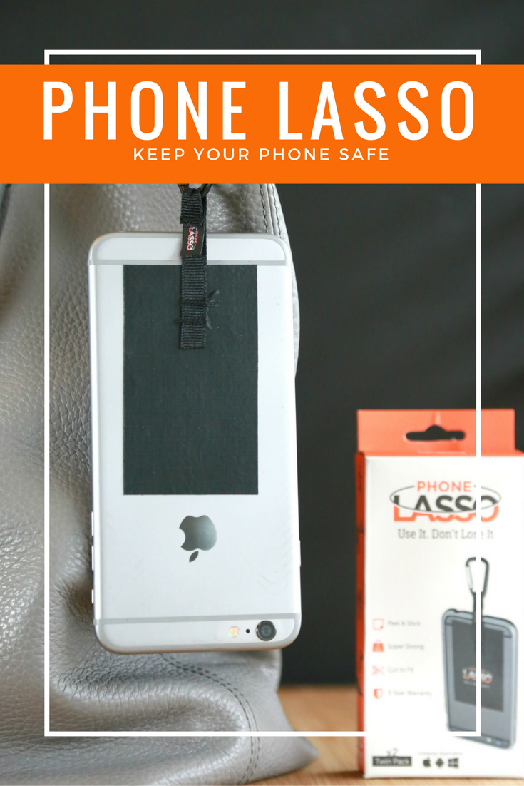 The Phone Lasso keeps your phone safe from falls or from being left and lost. See how the Phone Lasso works and why you need one to protect your investment.