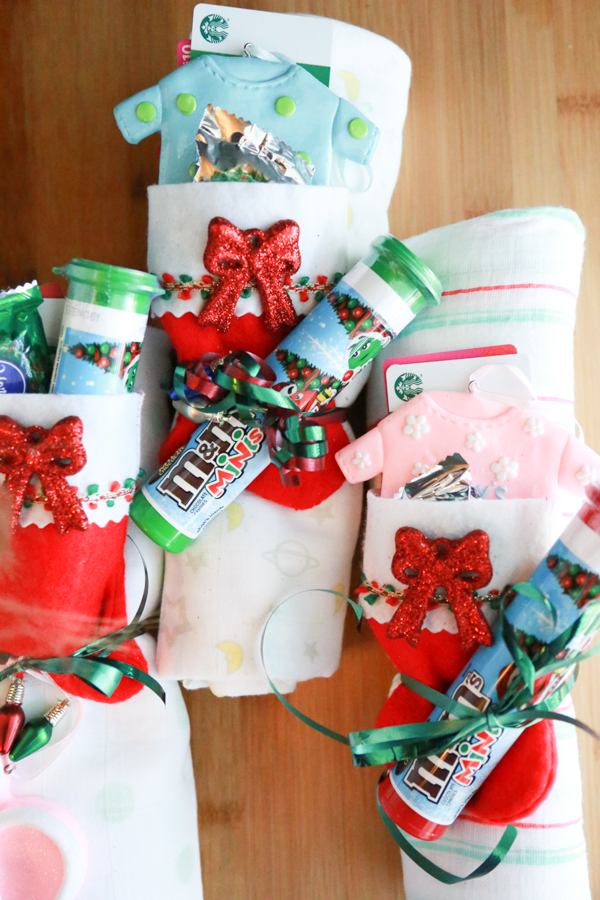 Having a child in the NICU has to be difficult. Thanks to Pampers, I was able to provide gifts for the NICU families at a local hospital.