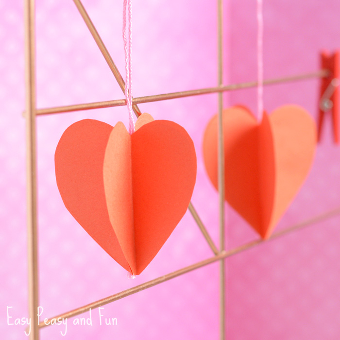 Heart Crafts For Kids For Valentine S Day Simply Being Mommy