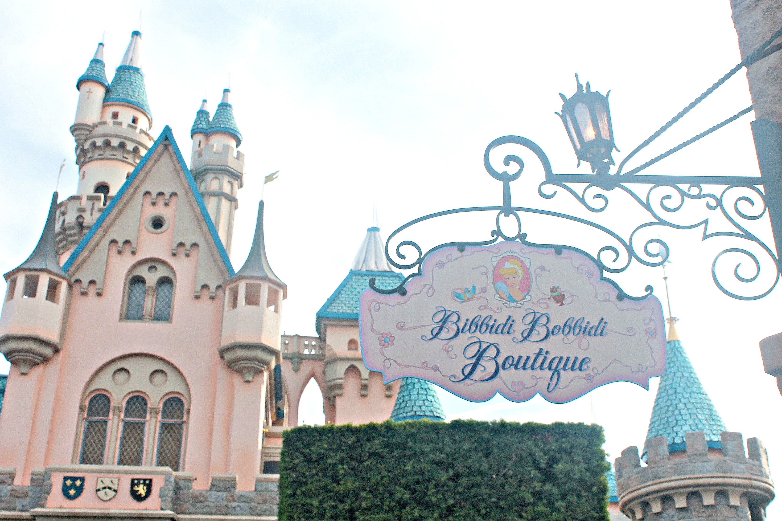 Treat your little princess to a magical transformation at Bibbidi Bobbidi Boutique at the Disneyland Resort.