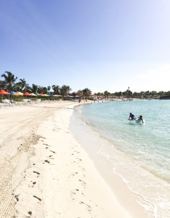 Going on a Disney cruise to Castaway Cay? You'll want to check out the cabanas at Castaway Cay for an unforgettable beach experience.