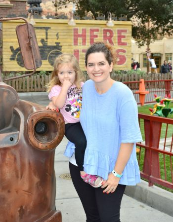 Planning a Disneyland vacation with preschoolers in tow? Learn how to do Disneyland with Preschoolers from a California native.