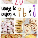 20 Ways to Enjoy a PB&J