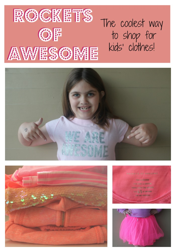 Dread shopping with or for your children. This Rockets of Awesome review will show you a new way to shop for your kids.