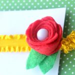 Beauty and the Beast Inspired Hair Ties