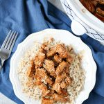 Easy Slow Cooker Chicken Teriyaki