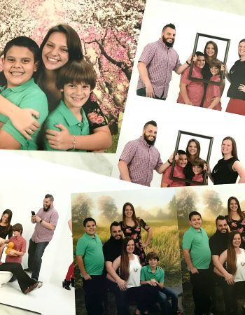 In need of family portraits this year? Get your spring portraits taken at Portrait Innovations for a super fun and relaxed experience.