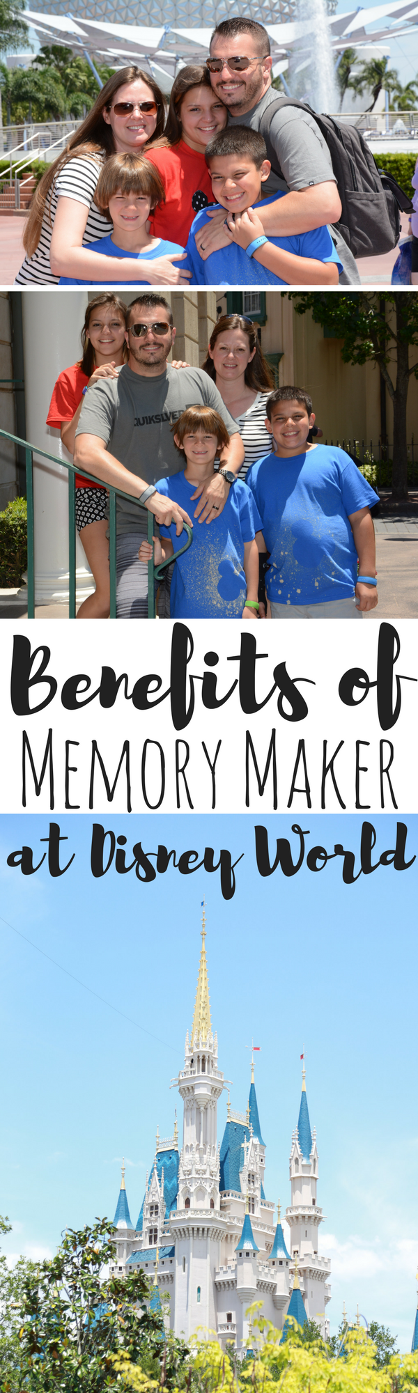 Take advantage of Disney's Photopass service and enjoy the benefits of Memory Maker on your Disney vacation.