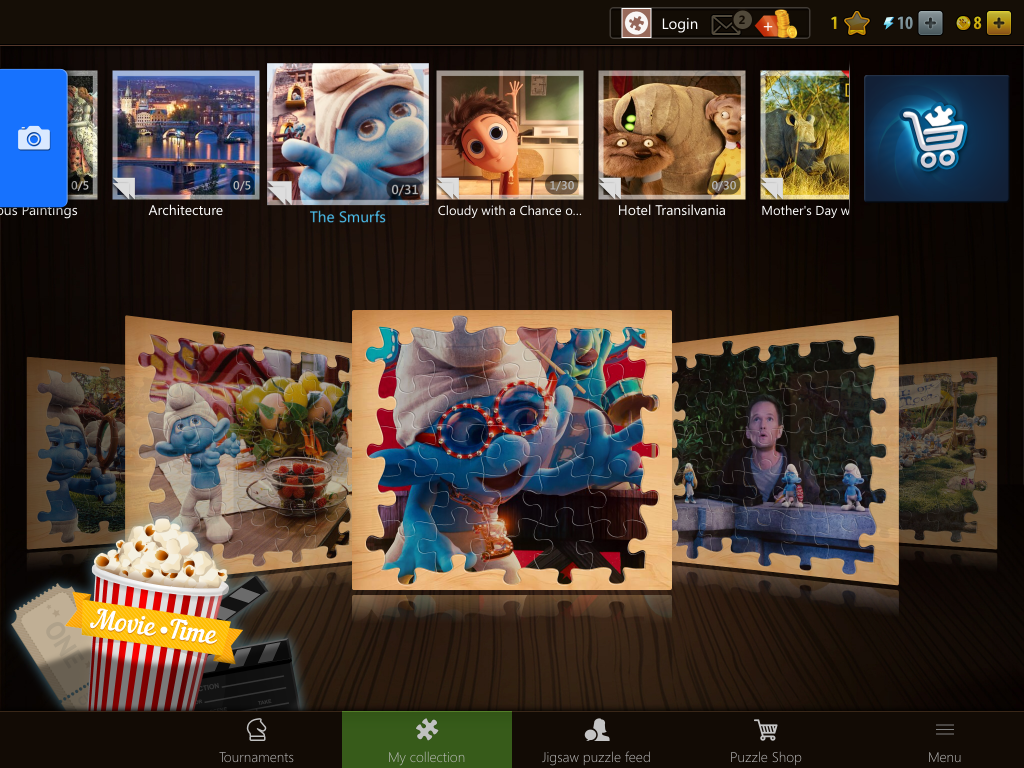 Mobile Game Developer ZiMAD Partners With Sony Pictures To Bring Feature Films To Magic Jigsaw Puzzles.