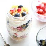 Berry Breakfast Parfait