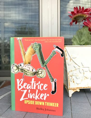 If you have a young adult reader in the house then you need to enter to win the Beatrice Zinker, Upside Down Thinker Giveaway.