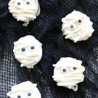 Mummy Oreo Cookies